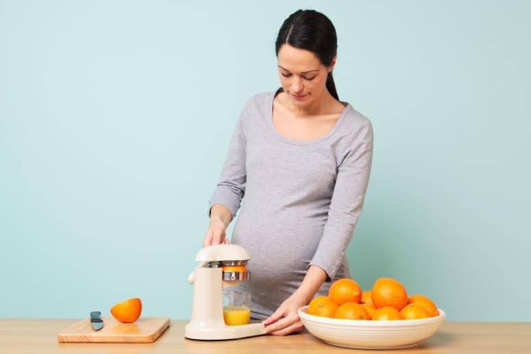 grapefruit zwangerschap